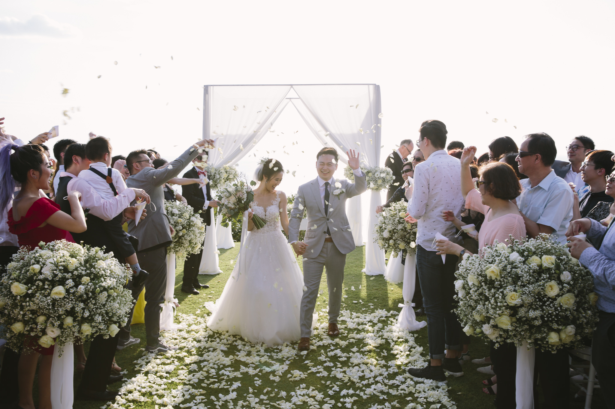 Walking Down The Aisle - Toronto Wedding Planners